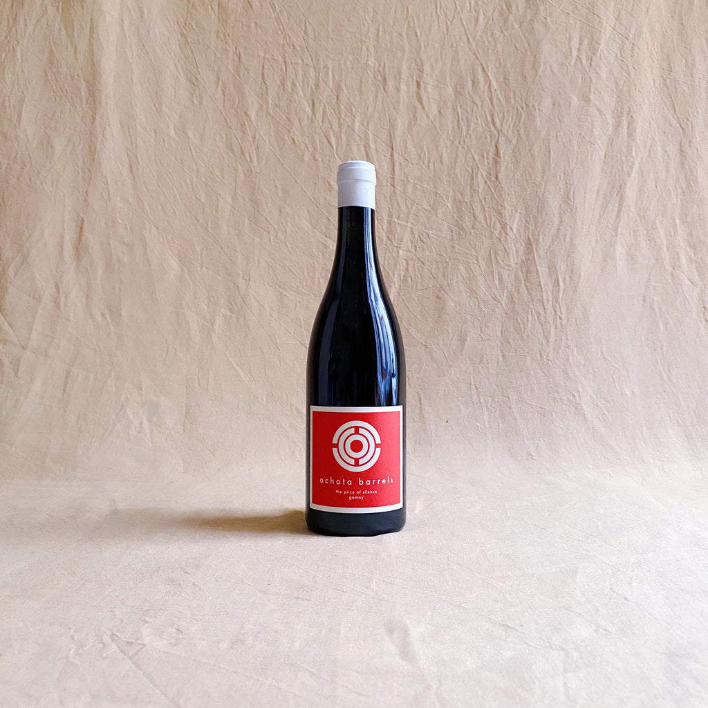 Ochota Barrels - 2020 The Price of Silence Gamay