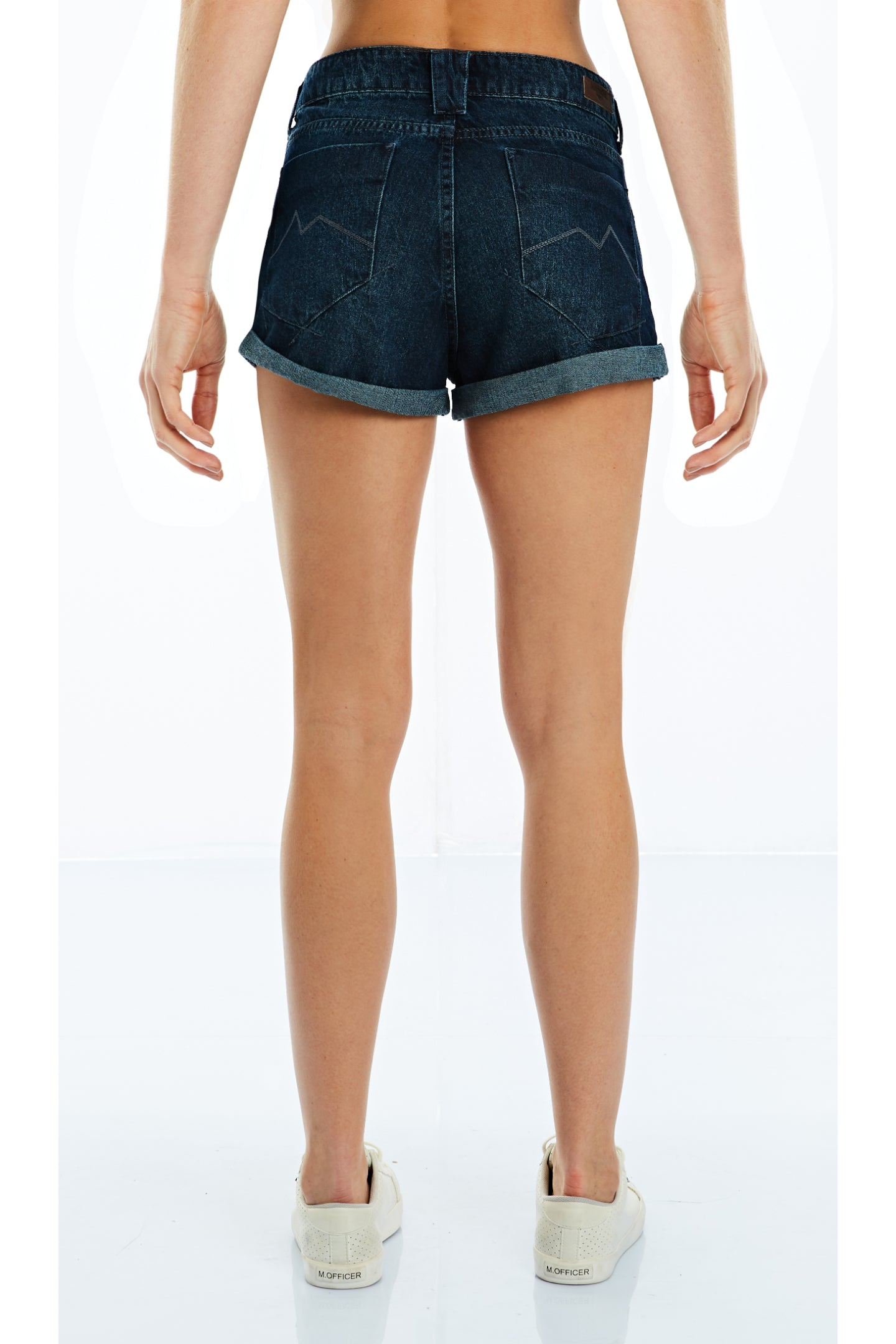 SHORTS JEANS C3 DARK BLUE