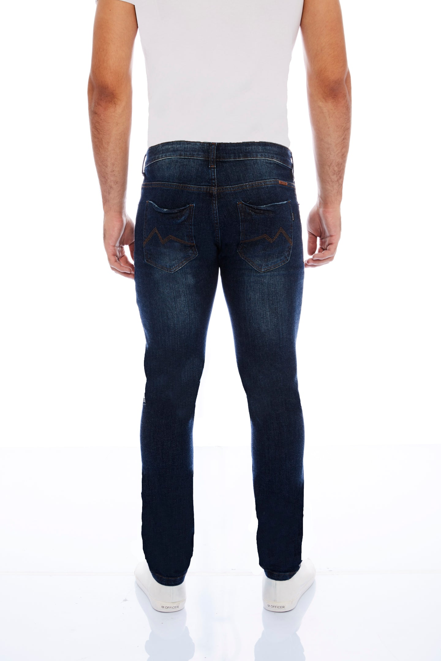 CALÇA JEANS PREMIUM COOL FIT DARK BLUE