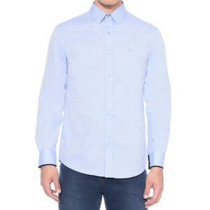 CAMISA SLIM M/L BLUE STAR OFFICE