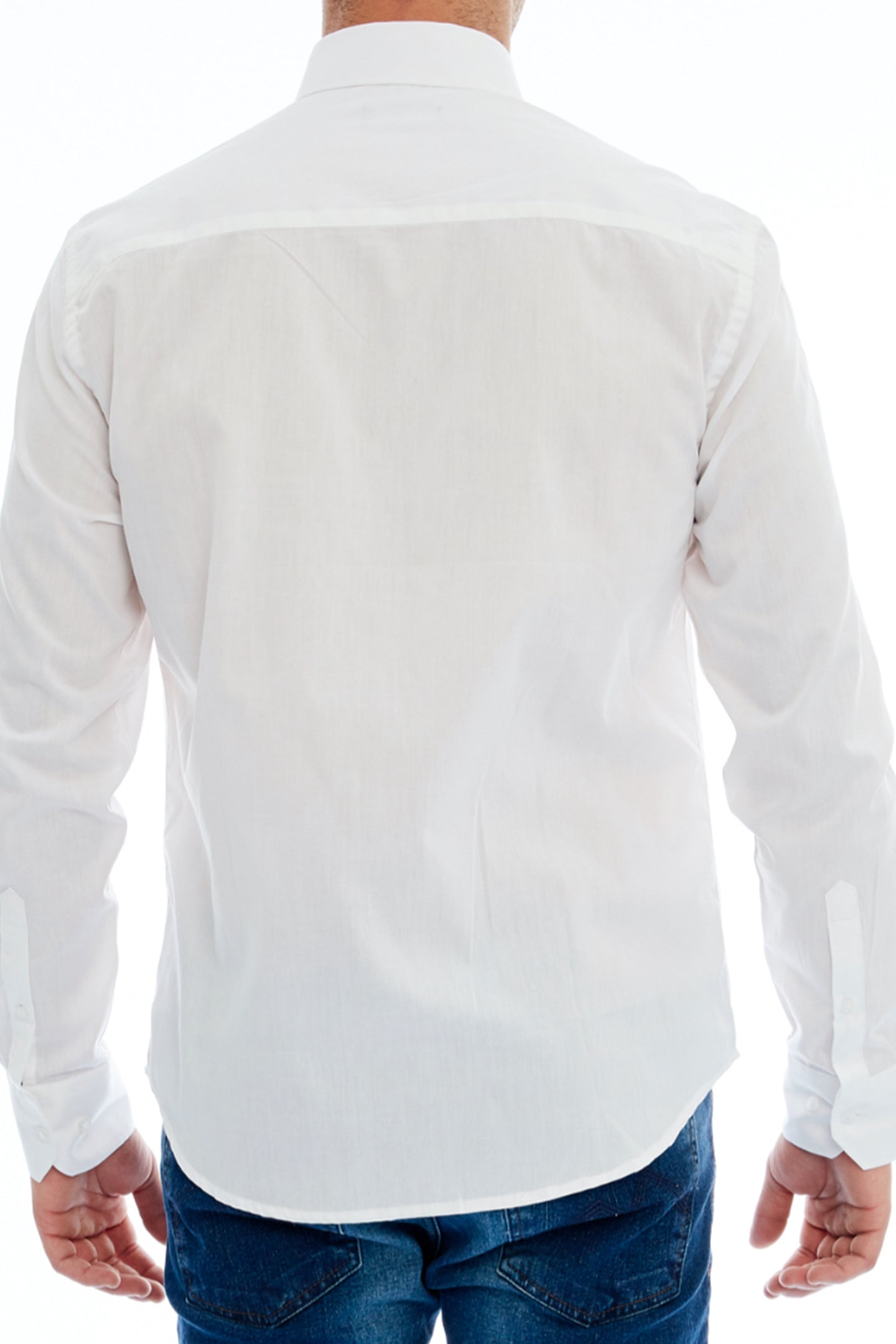CAMISA SLIM M/L LISA OFFICE