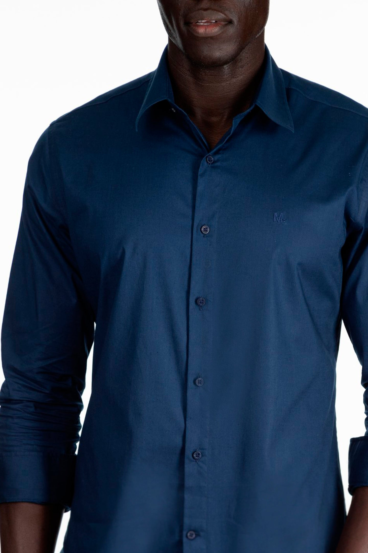 CAMISA SUPER SLIM M/L LISA OFFICE