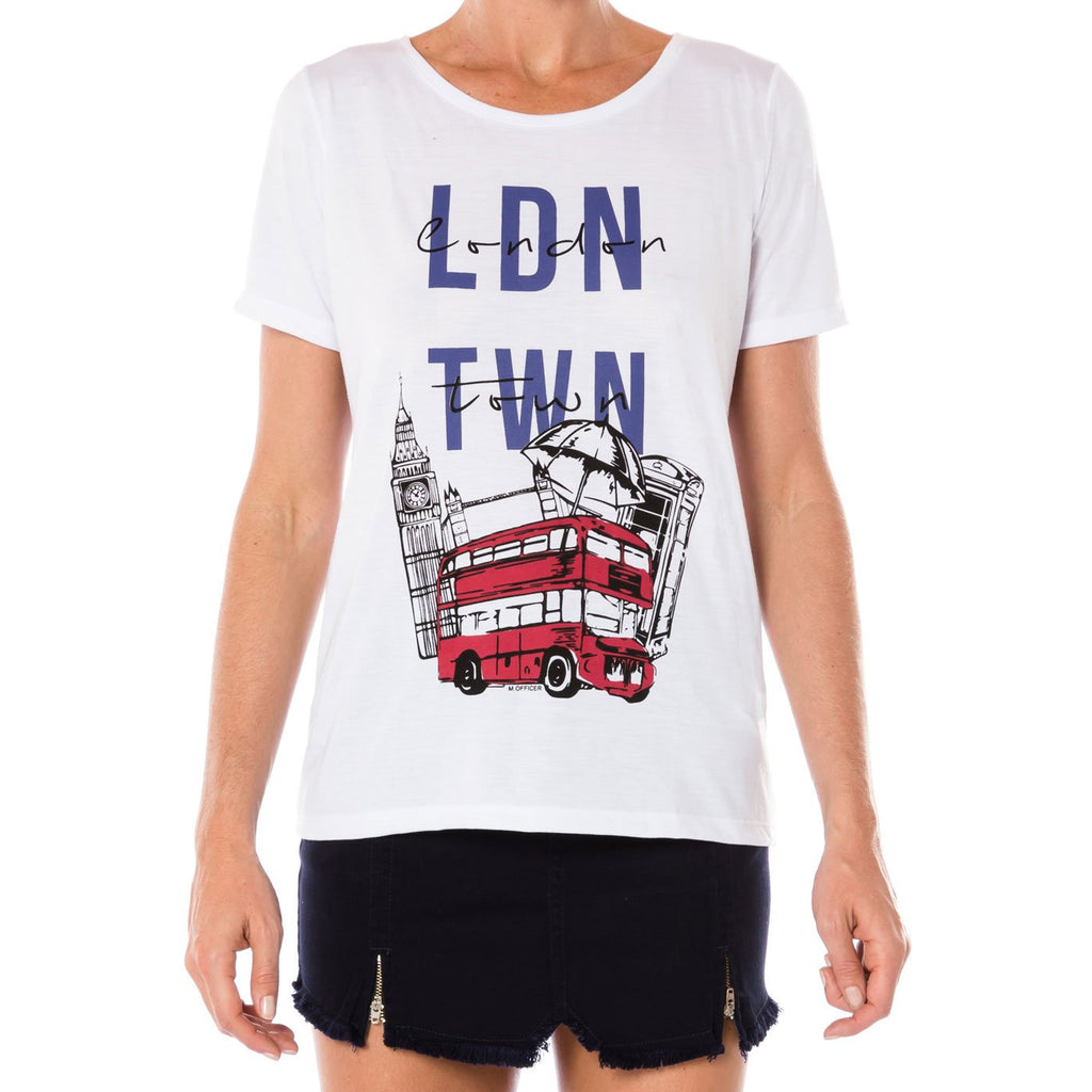 CAMISETA M/C EST. LONDON