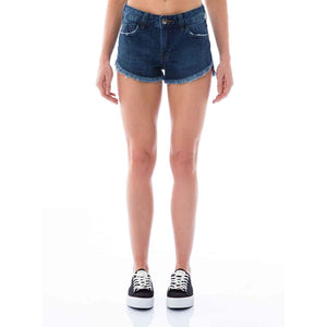 SHORTS JEANS BLUE WASH