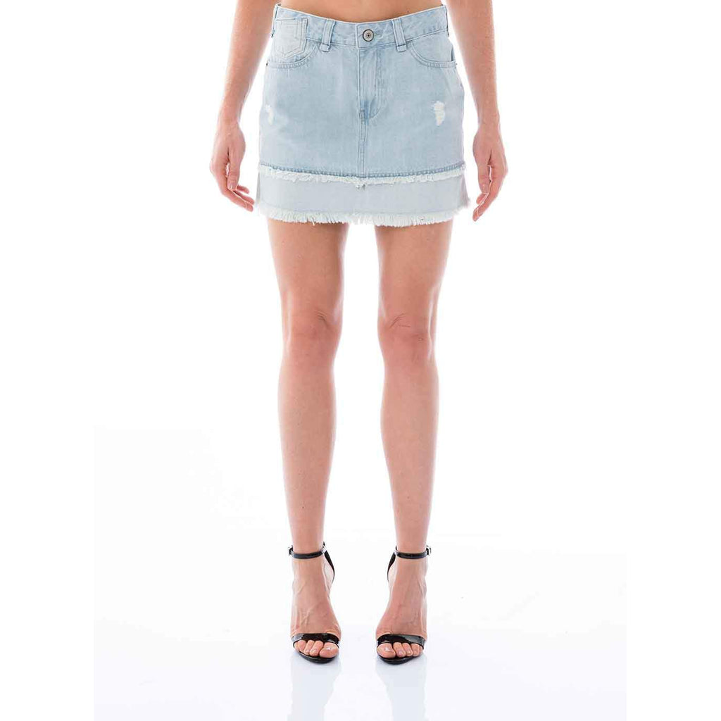 SAIA JEANS LIGHT BLUE