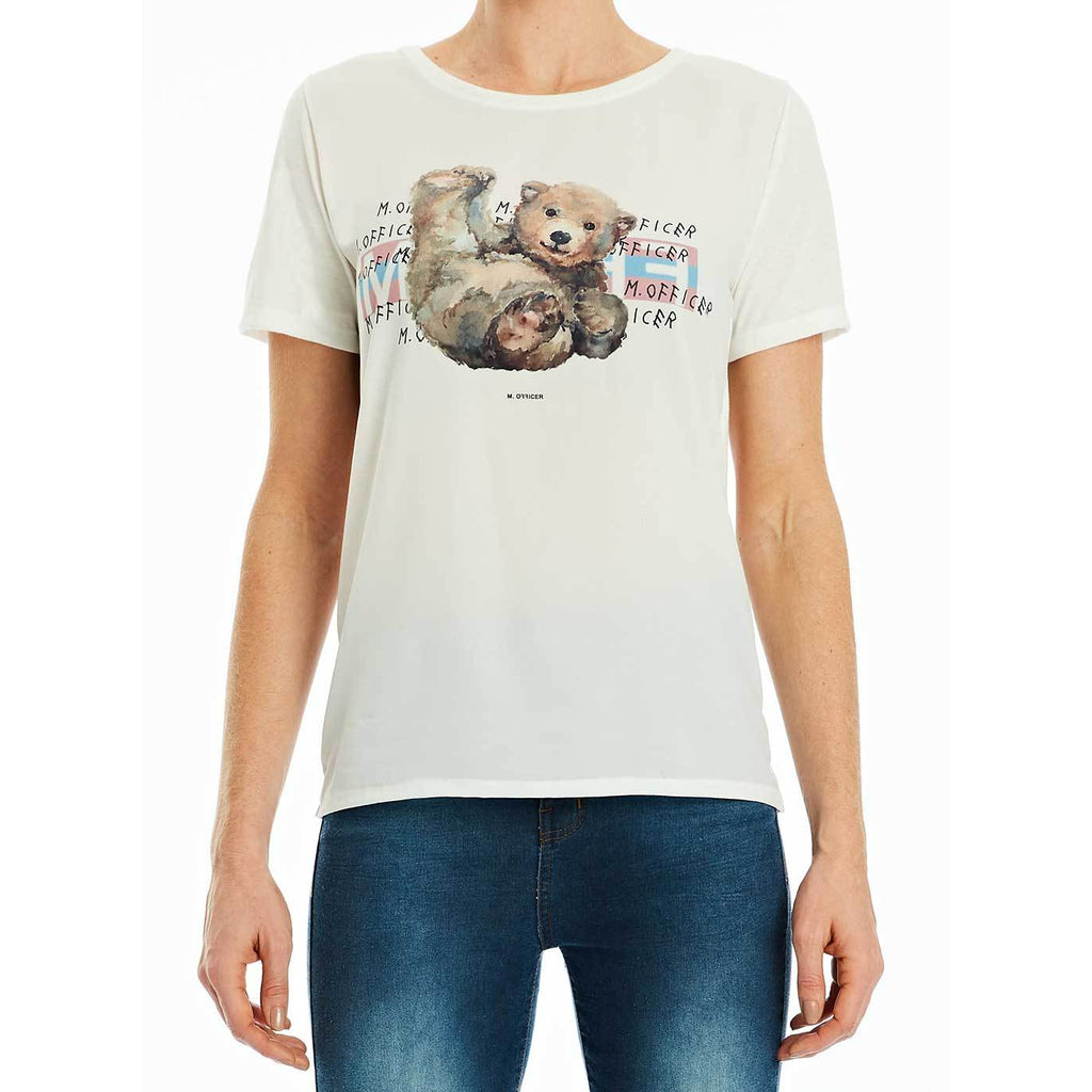T-SHIRT ESTAMPA URSO