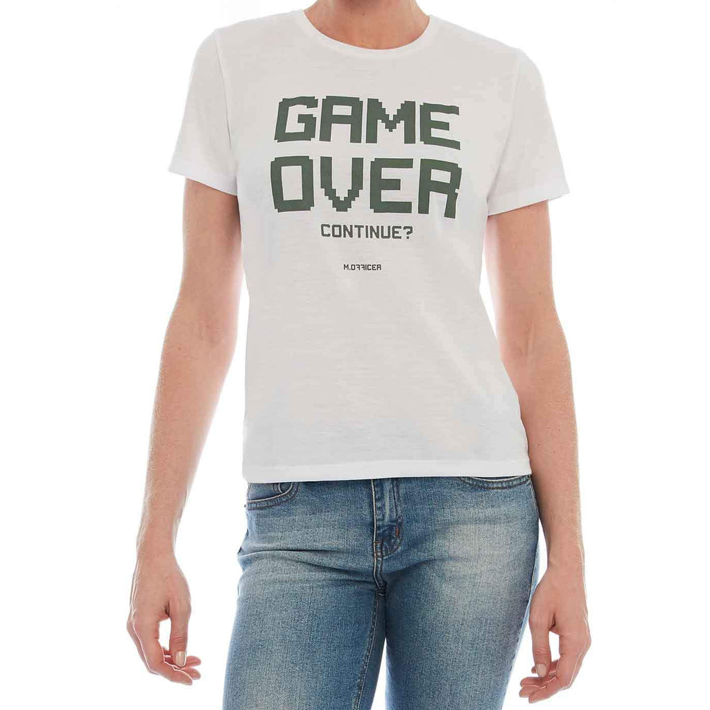 T-Shirt Basic Game Over