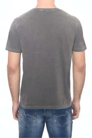 CAMISETA COMFORT M/C GOLA C SILK LOST IN