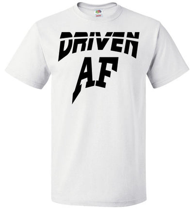 SportsMarket Premium Clothing Line-Driven AF Classic Tshirt vs 3