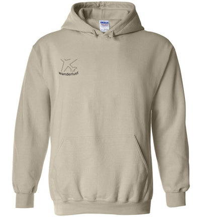 SportsMarket Premium Clothing Line- Ladies Wanderlust Hoodie