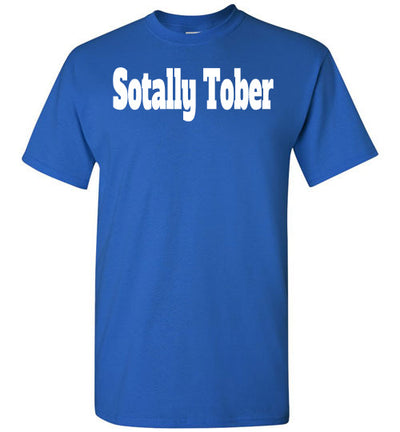 SportsMarket Premium Clothing Line-St. Paddy's Day Tshirt-Sotally Tober-Tshirt-Teescape-Royal-S-SportsMarkets