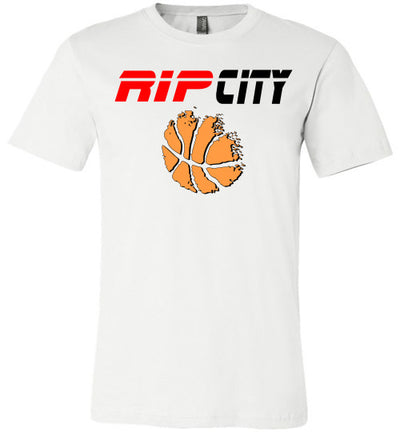 SportsMarket Premium Clothing Line-Portland Trailblazers Rip City Tshirt