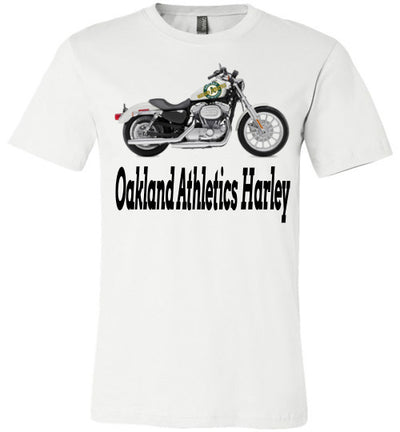 SportsMarket Premium Clothing Line-Oakland Athletics Harley
