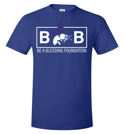 SportsMarket Premium Clothing Line-Be A Blessing Foundation Hanes Tshirt