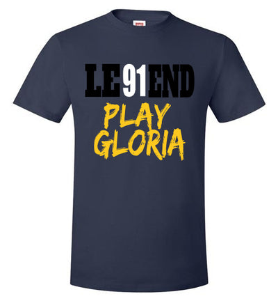 SportsMarket Premium Clothing Line-Legend Tarasenko Play Gloria Playoff Hockey Tshirt