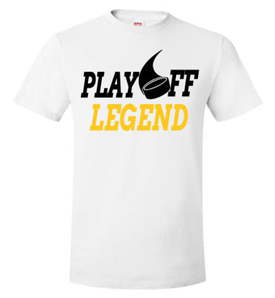 SportsMarket Premium Clothing Line-Playoff Legend O'Reilly Hockey Tshirt