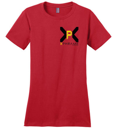 SportsMarket Premium Clothing Line-Xphrame Athletics Ladies Perfect Tee