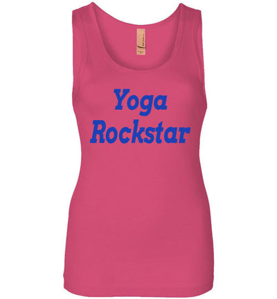 SportsMarket Premium Clothing Line-Yoga Rockstar Next Level Tank Top
