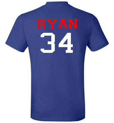 SportsMarket Premium Clothing Line-Nolan Ryan Legend Baseball Tshirt