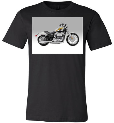 SportsMarket Premium Clothing Line-Pittsburgh Pirates Harley Tshirt