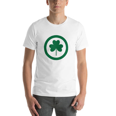 SportsMarket Premium Clothing Line-Superhero Clover-Short-Sleeve Unisex T-Shirt