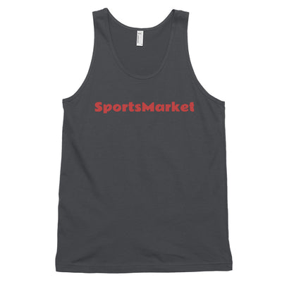 SportsMarket Premium Clothing Line-Upload YOUR Design American Apparel Classic Tank Top (unisex)