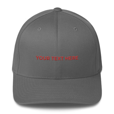 SportsMarket Premium Clothing Line-Customized  Fitted Cap