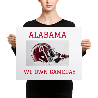 SportsMarket-Alabama We Own Gameday Canvas-canvas-SportsMarkets-16×20-SportsMarkets