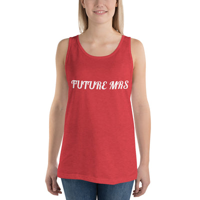 SportsMarket Premium Clothing Line-Future Mrs Customized Ladies Tank Top