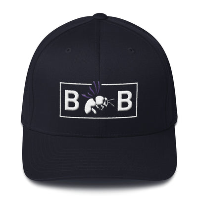 SportsMarket Premium Clothing Line-Be A Blessing 3D Structured Fitted Cap