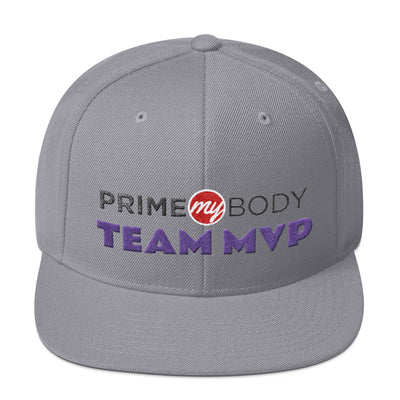 SportsMarket Premium Clothing Line-Team MVP Prime My Body Snapback Hat