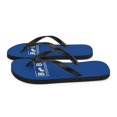 SportsMarket Premium Clothing Line-Be A Blessing Everyday Wear Flip-Flops