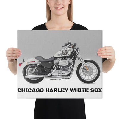 SportsMarket-Chicago 'Harley' White Sox Canvas