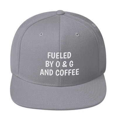 SportsMarket Premium Clothing Line-Fueled By Oil and Gas and Coffee Snapback Hat