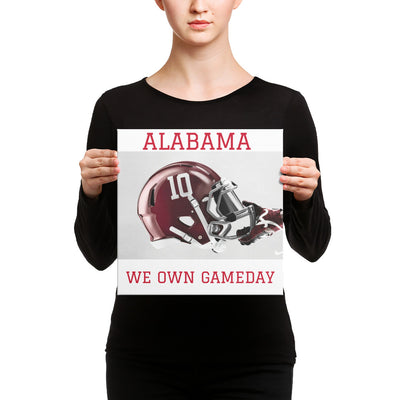 SportsMarket-Alabama We Own Gameday Canvas-canvas-SportsMarkets-12×12-SportsMarkets
