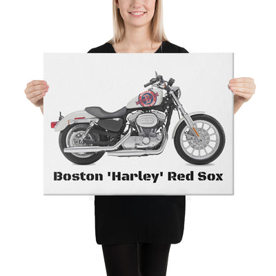 SportsMarket-Boston 'Harley' Red Sox Canvas