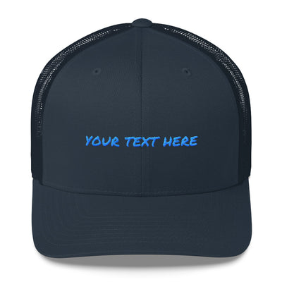 SportsMarket Premium Clothing Line-Customized Trucker Cap