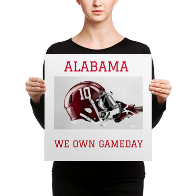 SportsMarket-Alabama We Own Gameday Canvas-canvas-SportsMarkets-16×16-SportsMarkets