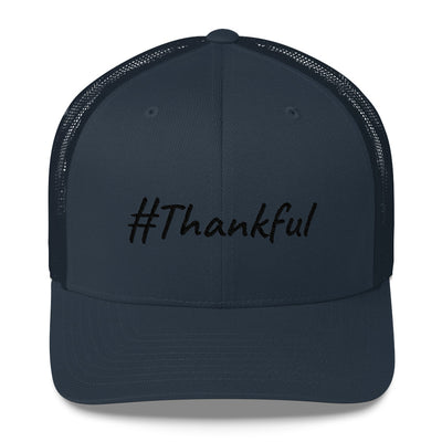 SportsMarket Premium Clothing Line-Personalize YOUR Hashtag Trucker Cap