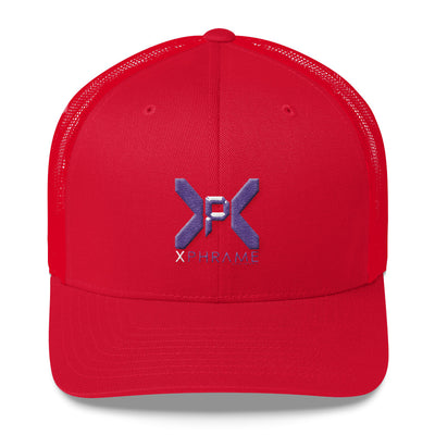 SportsMarket Premium Clothing Line-Xphrame Athletics Trucker Cap