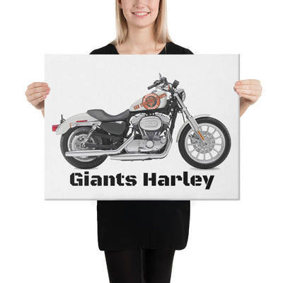 SportsMarket-San Francisco 'Harley' Giants Canvas
