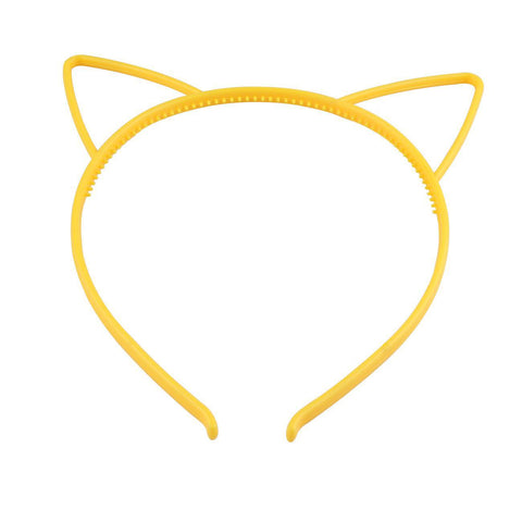 Baby Cat Head Band - Lunani's Fashion Book | Fashionable and reasonable dresses and shoes!