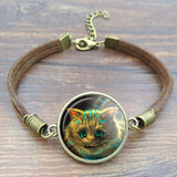 Cat Art Bracelet - Lunani's Fashion Book | Fashionable and reasonable dresses and shoes!