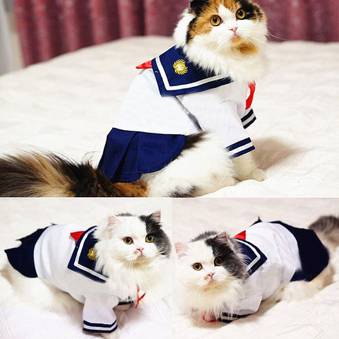Sailor Cat Costume - Lunani's Fashion Book | Fashionable and reasonable dresses and shoes!