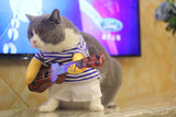 Guitar Cat Costume - Lunani's Fashion Book | Fashionable and reasonable dresses and shoes!