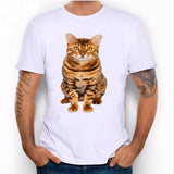 Bengal Cat T-Shirt - Lunani's Fashion Book | Fashionable and reasonable dresses and shoes!