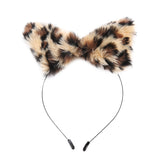Cat Ears Women's Headband - My Bengal Boy