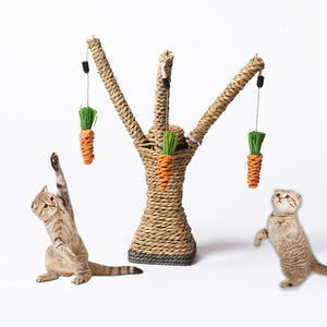 Tree Tower Scratching Toy