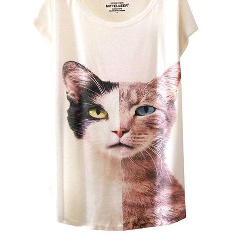 Women's One Size Cat T-Shirt - My Bengal Boy