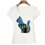 Sneaky Cat Women's T-Shirt - My Bengal Boy